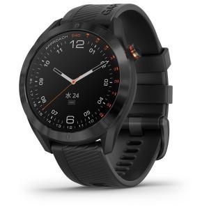 ガーミン Approach S40 Black ゴルフウォッチ GPS スマートウォッチ 国内正規品の商品画像|ナビ