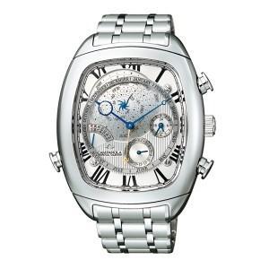 シチズン カンパノラ パーペチュアルカレンダー  AG6250-50A CAL.6704  腕時計|a-inoko