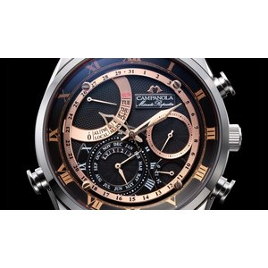シチズン カンパノラ ミニッツリピーター  AH7061-00E CAL.6762 腕時計 a-inoko 02