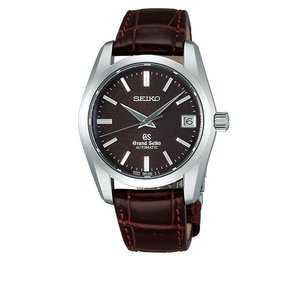 グランドセイコー SBGR089 9Sメカニカル オートマチック 自動巻 日付 クロコレザーバンド 腕時計|a-inoko