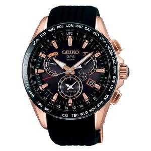 セイコーアストロン デュアルタイム SBXB055 GPS ソーラー 腕時計 衛星電波時計 SEIKO ASTRON|a-inoko