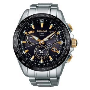 セイコーアストロン デュアルタイム SBXB073 GPS ソーラー 腕時計 衛星電波時計 SEIKO ASTRON|a-inoko