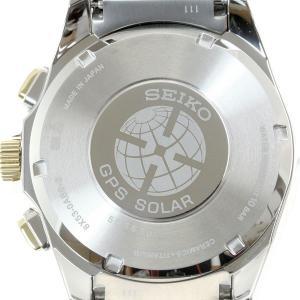 セイコーアストロン デュアルタイム SBXB073 GPS ソーラー 腕時計 衛星電波時計 SEIKO ASTRON|a-inoko|04