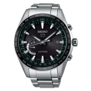 セイコーアストロン ワールドタイム  SBXB085 GPS ソーラー 腕時計 衛星電波時計 SEIKO ASTRON|a-inoko