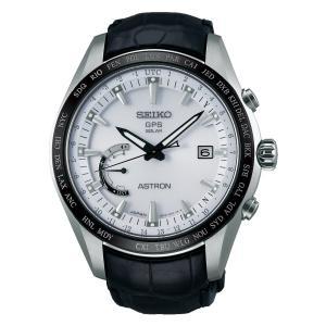 セイコーアストロンワールドタイム   SBXB093 GPS ソーラー 腕時計 衛星電波時計 SEIKO ASTRON|a-inoko