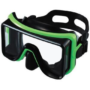 (イカリ)コブラII AM-125 マスク スノーケルマスク レギュラーサイズ 大人用|a-k-k