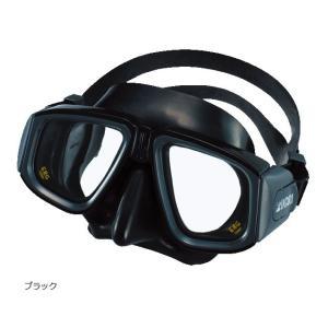 (イカリ)エルグ AM-140 マスク スノーケルマスク 度付きレンズ対応 レギュラーサイズ 大人用 a-k-k