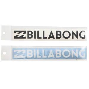 (ビラボン) ステッカー 220mm 1枚 ロゴ B00-S11 ビラボンステッカー B00S11|a-k-k