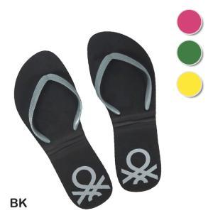 (ベネトン) レディスビーチサンダル ポケッタブルタイプ 226-137 サンダル ビーサン 靴 レディース 226137|a-k-k