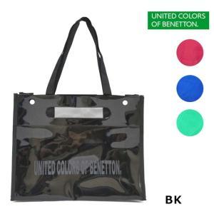 (ベネトン) PVC&メッシュバッグ 227-156 鞄 プールバッグ メッシュバッグ 大人用 レディス ガールズ 子供 BENETTON227156|a-k-k
