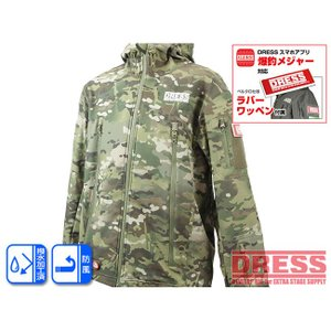 (ドレス) タクティカルジャケット フィッシングウェア パーカー ウェア|a-k-k
