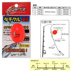 (ガルツ) タチクル 遠投 TATIKURU-ENTOU 仕掛けセット タチウオ 環付ウキ ケミホタル37対応 ライトゲーム a-k-k