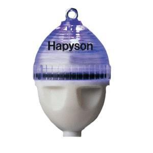 (ハピソン) かっ飛びボール(カン付タイプ)エクストラシンキング YF-313 フロートリグ 発光フロートリグ 釣り小物