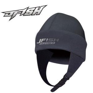 (ジェイフィッシュ) ヘッドウォーマー ブラック JHW-38110 メンズ 大人用 冬用マリンキャップ ビーニー 防寒小物 2018AW|a-k-k