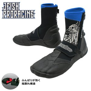 (ジェイフィッシュ) プロ ジェットブーツ(指割れタイプ) JJB-37210 マリンブーツ 靴 大人用 2017SS|a-k-k