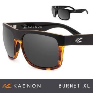 (ケーノン) BURNET XL バーネットXL KAENON-BURNET-XL 大人用 偏光レンズ 偏光サングラス スポーツサングラス|a-k-k