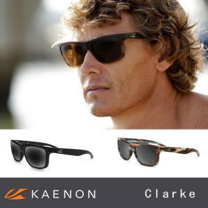 (ケーノン) Clarke クラーク KAENON-CLARKE 大人用 偏光レンズ 偏光サングラス スポーツサングラス|a-k-k