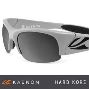 (ケーノン) HARD KORE ハードコア KAENON-HARDKORE 大人用 偏光レンズ 偏光サングラス スポーツサングラス|a-k-k