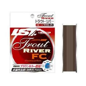 【LINE SYSTEM/システム】 TROUT RIVER FC 150m 8LB    L-51...