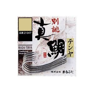 【MARUFUJI/まるふじ】 Z-047 別誂真鯛テンヤ(錫) 18号 仕掛 マダイ テンヤ 720496|a-k-k