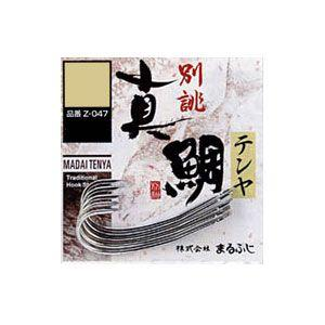 【MARUFUJI/まるふじ】 Z-047 別誂真鯛テンヤ(錫) 19号 仕掛 マダイ テンヤ 720502|a-k-k