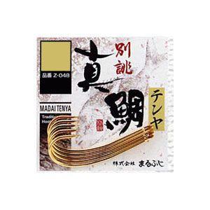 【MARUFUJI/まるふじ】 Z-048 別誂真鯛テンヤ(金) 18号 仕掛 マダイ テンヤ 720533|a-k-k