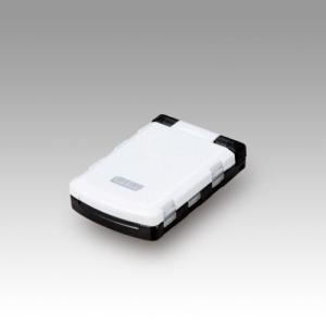 【MEIHO/明邦】PA-10SD ブラック/ホワイトツートンカラー 小物ケース プラケース meiho198431  メイホー  釣アイテム  a-k-k
