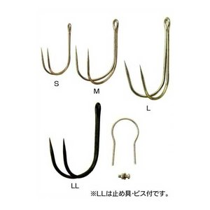 【NAKAZIMA/ナカジマ】丸型タコ針 NPK-MARUGATATAKOBARI タコ針 蛸用品 蛸釣り 仕掛け針 a-k-k