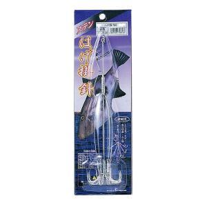 【NAKAZIMA/ナカジマ】ハゲ掛け針 カゴ付き 818 008180 NPK818 仕掛 仕掛け ハリ a-k-k