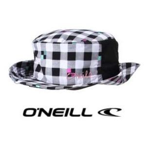 (オニール) レディスサーフハット 627-919 大人用 レディース マリンハット 帽子 水陸両用帽子 ONEILL627919|a-k-k