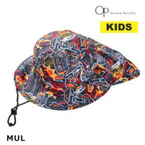 (オーピー) キッズサーフハット 567-903 子供用 キッズ ガールズ 帽子 マリンハット OP567903|a-k-k