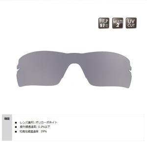 (スワンズ) STRIX・H用スペアレンズ L-STRIX-H-0151(SMK) 128202 偏光レンズ サングラス スポーツサングラス 交換レンズ|a-k-k