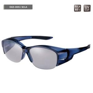 (スワンズ) OG-5 偏光レンズ オーバーグラス サングラス スポーツサングラス オーバーグラスシリーズ 偏光サングラス a-k-k