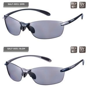 (スワンズ) Airless-Leaffit SALF-P 偏光レンズ サングラス スポーツサングラス|a-k-k