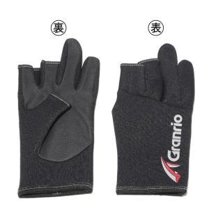 (タカ産業) 防寒N・Pグローブ3本カット TA-0012 エヌピーグローブ 手袋 ウェア|a-k-k