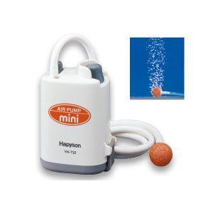 【HAPYSON/ハピソン】乾電池式エアーポンプミニ YH-732P