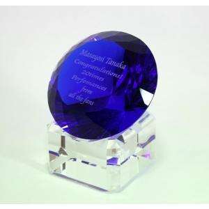 名入れクリスタルダイアモンド  誕生日の贈り物結婚記念品プロポーズ記念品結婚記念日のお祝い結婚祝クリスマスプレゼント|a-kana