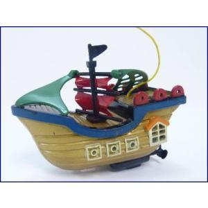 送料無料(通常地域)!メディアクラフト◇お風呂サイズで楽しめる!ラジコン船「パイレーツキッズ」海賊船RC