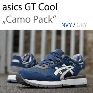 asics GT-COOL CAMO / 迷彩 アシックス  カモ  迷彩