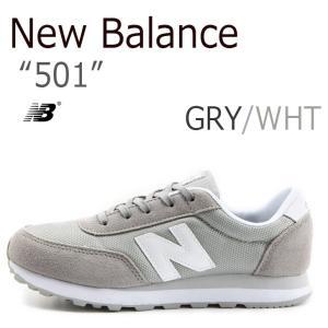 New Balance 501 / グレー/レディース ニューバランス  KL501GWY シューズ