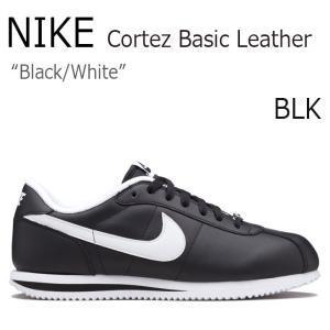 NIKE Cortez Basic Leather /BLA...