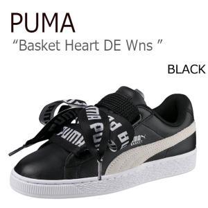 プーマ スニーカー PUMA レディース バスケットハートD...