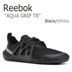 リーボック スニーカー Reebok メンズ AQUA GR...