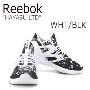 Reebok HAYASU LTD White Black リーボック ハヤス BD4971 シュー...