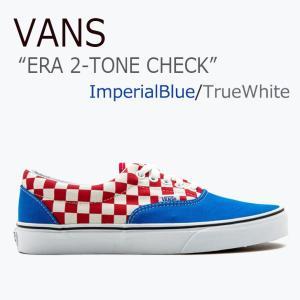 VANS ERA 2-TONE CHECK Imperial...