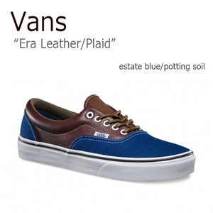VANS Era/Leather/Plaid/estate ...