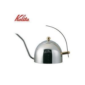 Kalita(カリタ) ステンレス製ポット ドリップポット1000S 52037の商品画像|ナビ