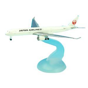 日本航空(JAL)のエアバス350-900を1/600スケールで再現しました。
