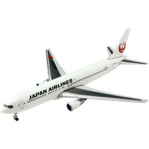 インテリア エアプレーン ボーイングJAL/日本航空 B767-300 JAL JA634J 1/5...