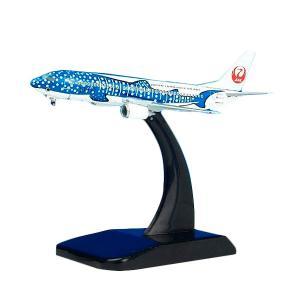 JAL/日本航空 JTA 737-400 ジンベエジェット 1/400スケール BJE3021